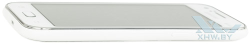 Правый торец Samsung Galaxy J1