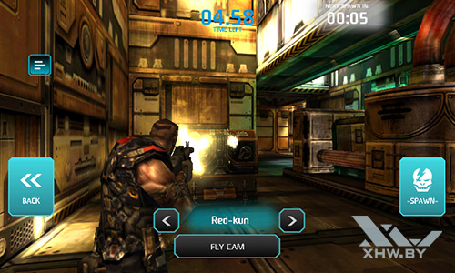 Игра Shadowgun: Dead Zone на Samsung Galaxy J1