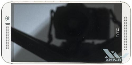 HTC One M9 имеет хороший дизайн