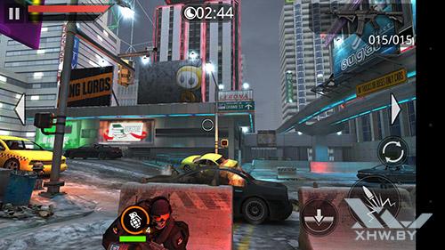 Игра Frontline Commando 2 на HTC One M9