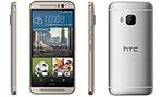 HTC One M9 – смартфон для требовательных к внешнему виду