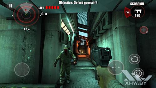 Игра Dead Trigger на Samsung Galaxy J5