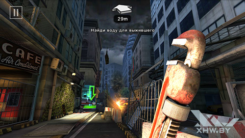 Игра Dead Trigger 2 на Samsung Galaxy J5