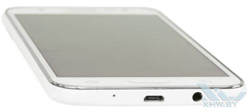 Нижний торец Samsung Galaxy J5