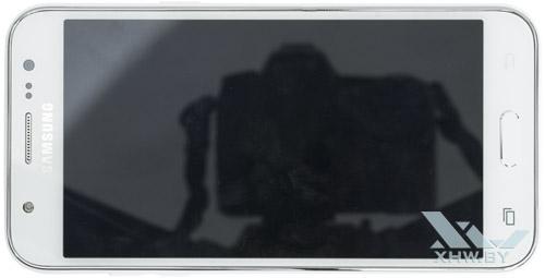 Samsung Galaxy J5. Вид сверху