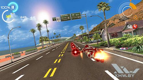 Игра Железный человек 3 на Samsung Galaxy J5