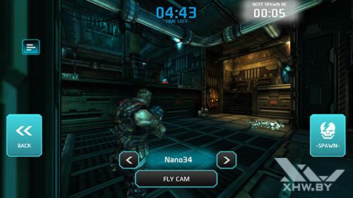 Игра Shadowgun: Dead Zone на Samsung Galaxy J5