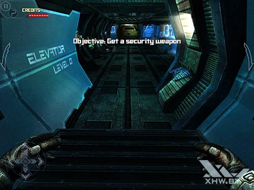 Игра Dead Effect на Samsung Galaxy Tab S2