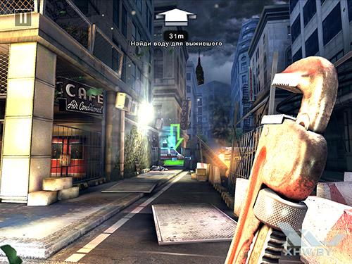 Игра Dead Trigger 2 на Samsung Galaxy Tab S2