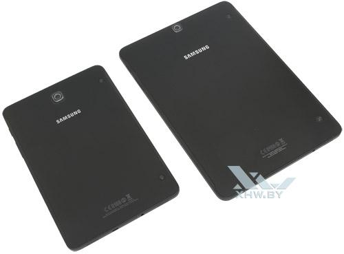 Задняя крышка Samsung Galaxy Tab S2 8.0 и Samsung Galaxy Tab S2 9.7
