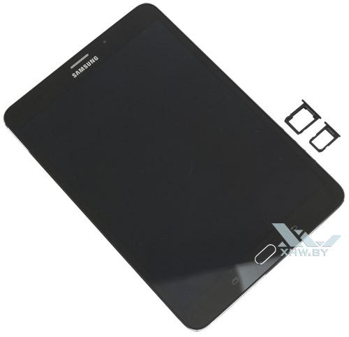Держатели карт на Samsung Galaxy Tab S2