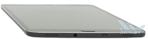 Нижний торец Samsung Galaxy Tab S2