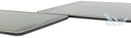 Толщина Samsung Galaxy Tab S2 8.0 и Samsung Galaxy Tab S2 9.7