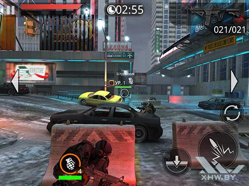 Игра Frontline Commando 2 на Samsung Galaxy Tab S2