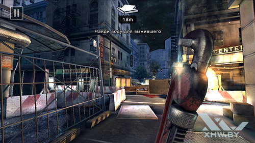 Игра Dead Trigger 2 на Samsung Galaxy J7