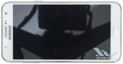 Samsung Galaxy J7. Вид сверху