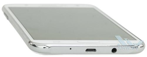 Нижний торец Samsung Galaxy J7