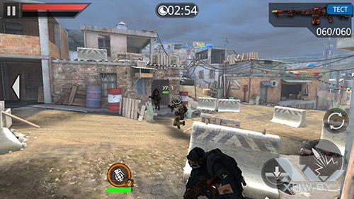 Игра Frontline Commando 2 на Samsung Galaxy J7