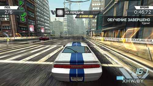 Игра Need For Speed: Most Wanted на Samsung Galaxy J7
