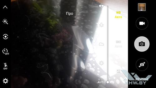 Параметры баланса белого камеры Samsung Galaxy J7