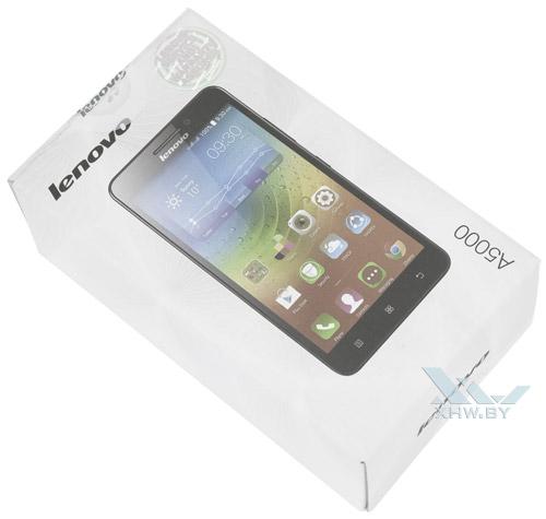 Коробка Lenovo A5000