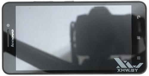 Lenovo A5000. Вид сверху