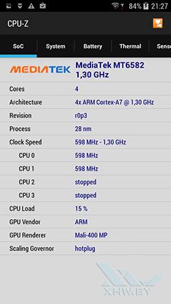 Процессор Lenovo A5000