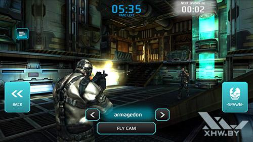 Игра Shadowgun: Dead Zone на Lenovo A5000