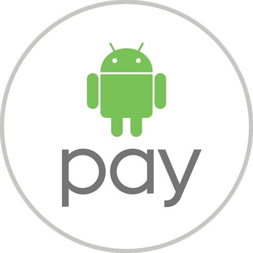 Логотип Android Pay