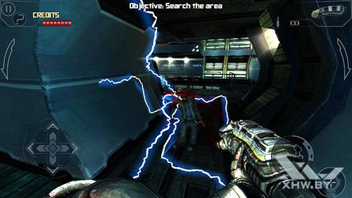 Игра Dead Effect на Senseit E400