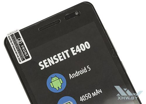 Динамик Senseit E400