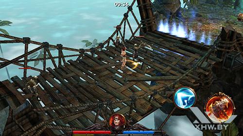 Игра Eternity Warriors 3 на Senseit E400