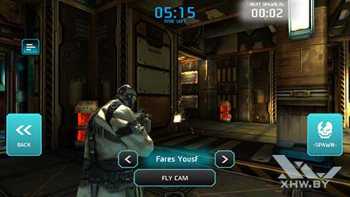 Игра Shadowgun: Dead Zone на Senseit E400