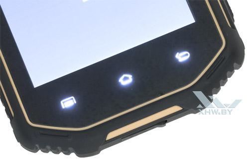 Подсветка кнопок Senseit R390+
