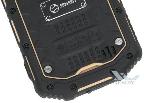Внешний динамик Senseit R390+