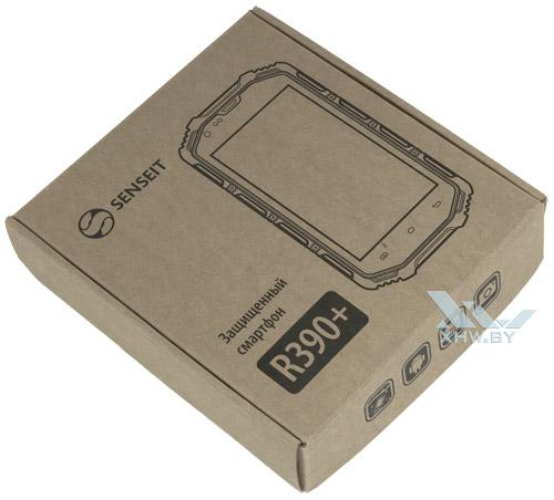Коробка Senseit R390+