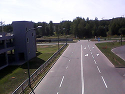 Пример съемки с тыльной камеры Senseit R390+. Рис. 7