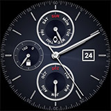 Циферблат LG Watch Urbane