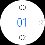 Будильник на LG Watch Urbane. Рис. 1