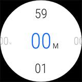 Таймер на LG Watch Urbane. Рис. 2