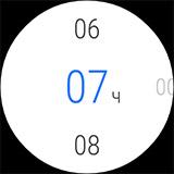 Таймер на LG Watch Urbane. Рис. 3