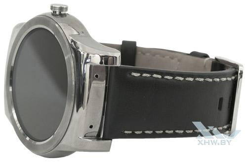 Нижний торец LG Watch Urbane