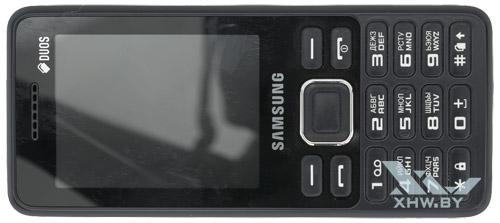 Samsung SM-B350E. Вид сверху
