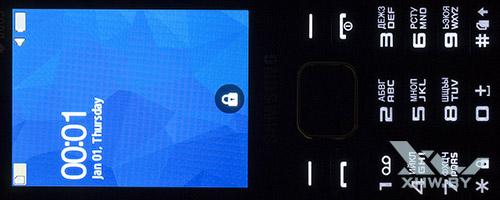 Подсветка кнопок Samsung SM-B350E