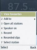 Радио на Samsung SM-B350E. Рис. 2