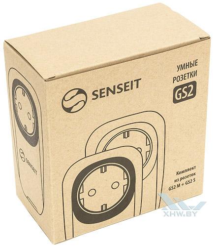 Коробка Senseit GS2