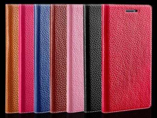 Кожаная обложка для Lenovo A2010