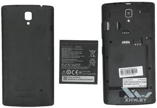 Внутри Lenovo A2010