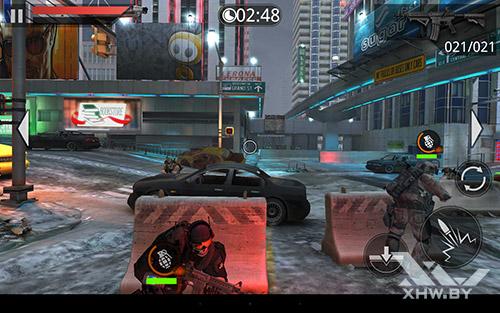 Игра Frontline Commando 2 на Lenovo Tab 2 A10-70L