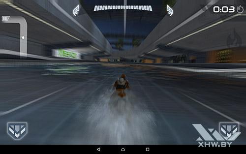 Игра Riptide GP2 на Lenovo Tab 2 A10-70L